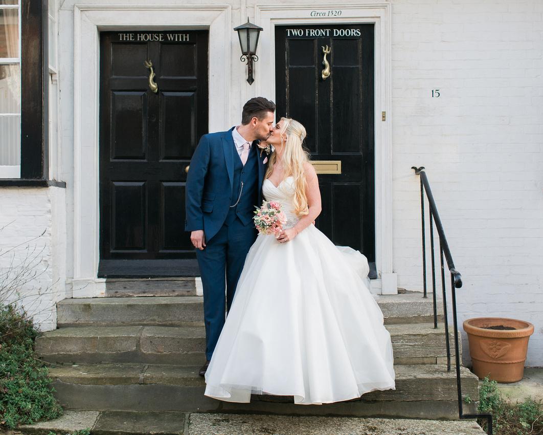 Rachel & Dom's Rye Wedding