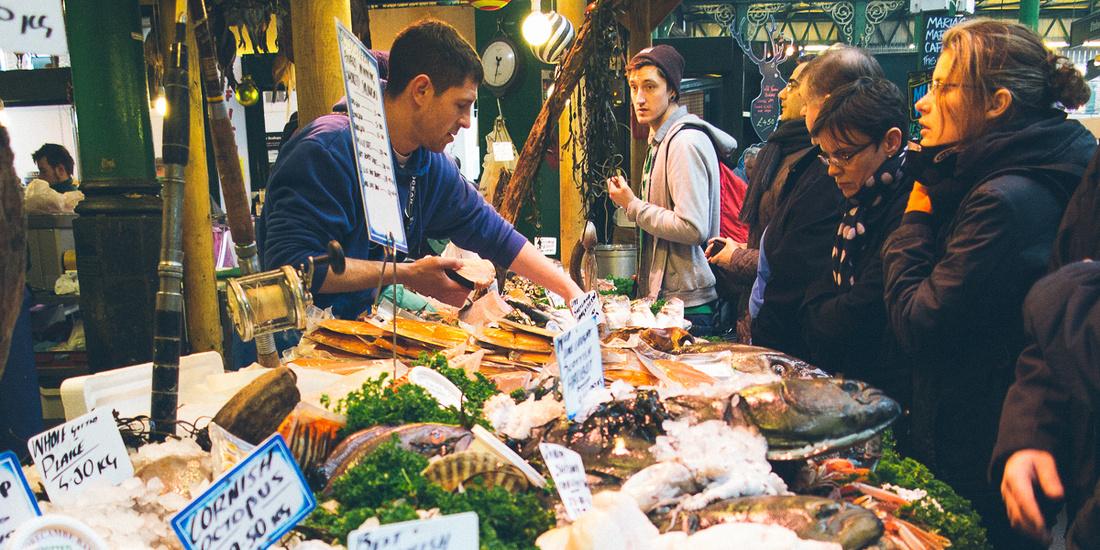 blog borough market photography food