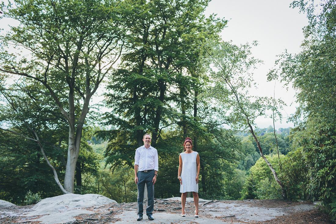 Wedding High Rocks