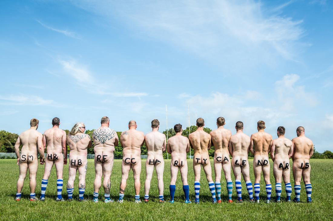 Calendar naked rugby