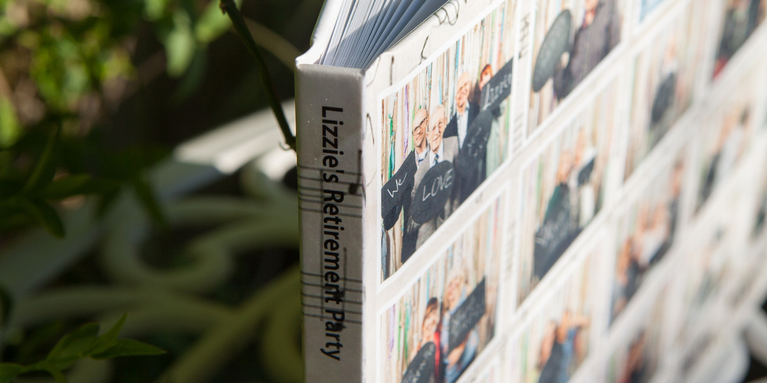 Photobooth - A Visual Guestbook, Lizzie