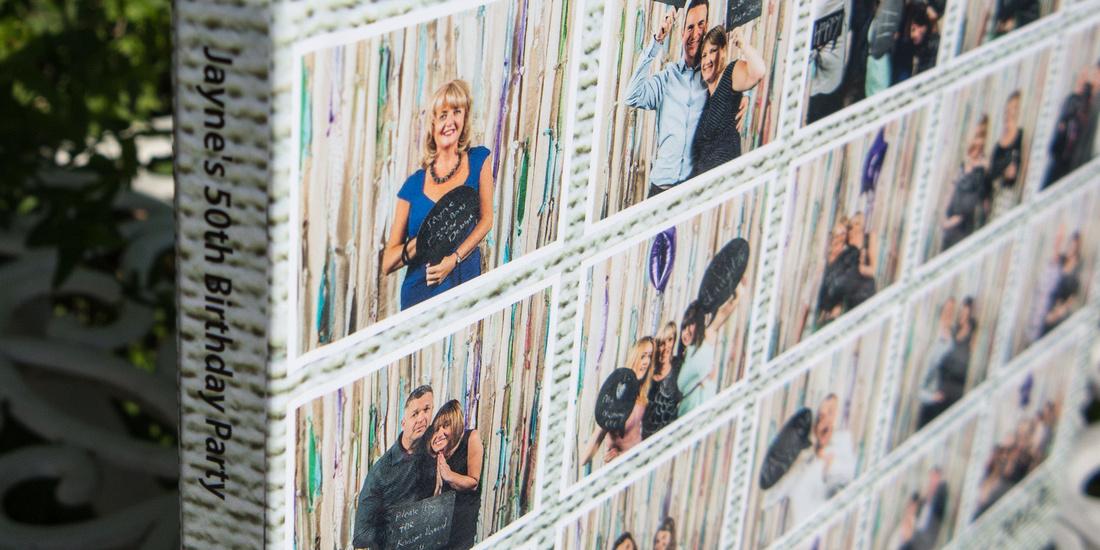Photobooth - A Visual Guestbook, Jayne