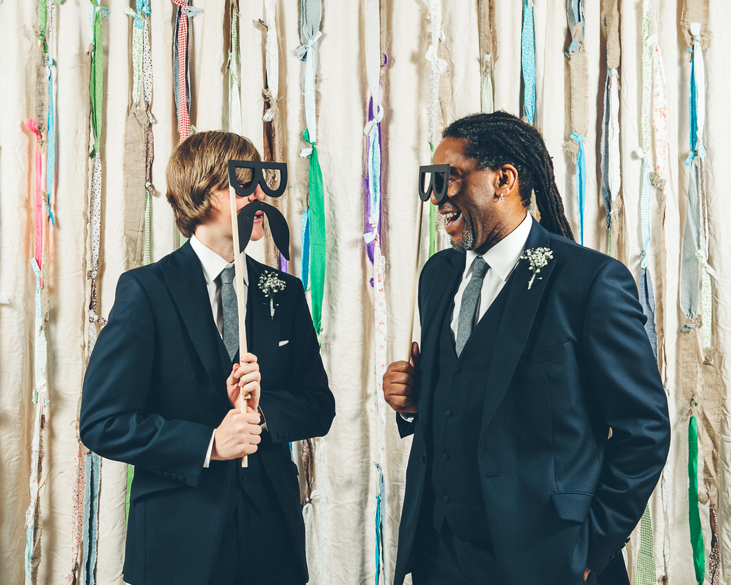 Scott & Leona Wedding: Photobooth - A Visual Guestbook