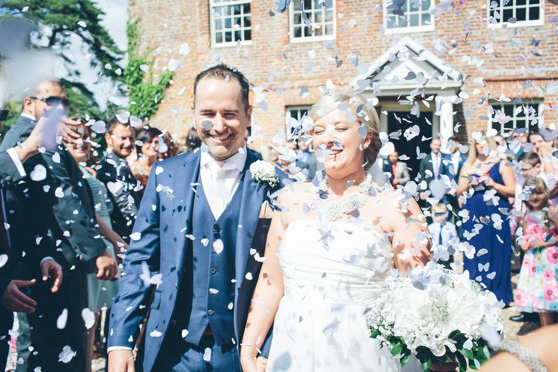 Hana and Ian got married!