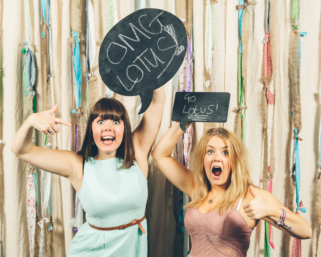 Photobooth - A Visual Guestbook
